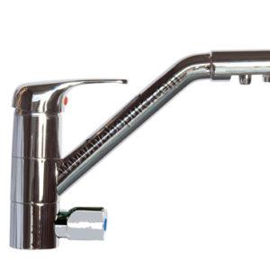 Robinet 3 voies d'osmoseur COSMO