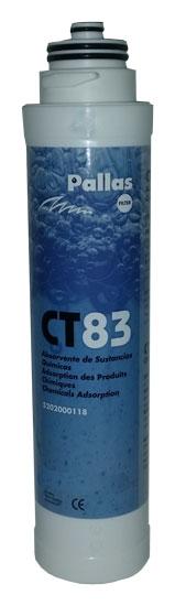 Cartouche FT83 charbon actif GAC premium