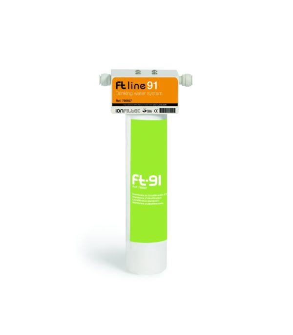 Système de filtration par membrane d'ultra filtration FT91