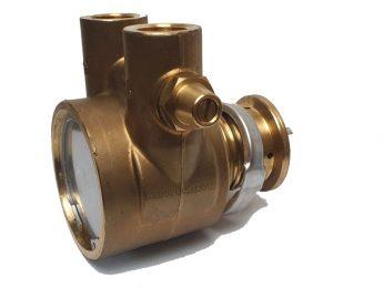Pompe rotative laiton à palette