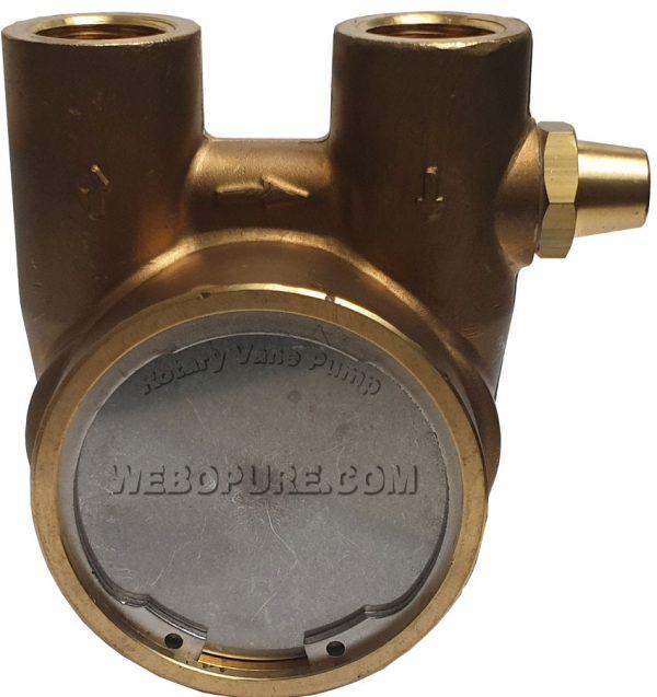 Pompe rotative laiton à palette 600 L/H
