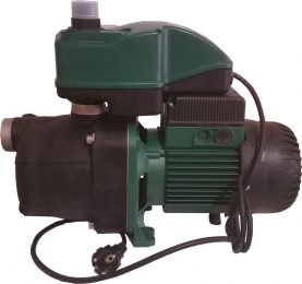Pompe de prise en charge eau osmosée