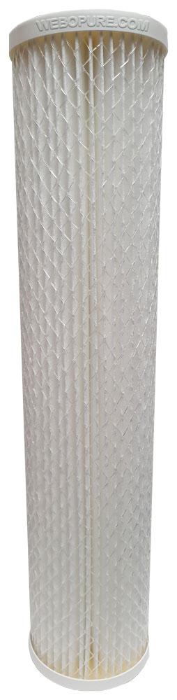Cartouche de filtration 0.2 micron 20″ x 4.5″