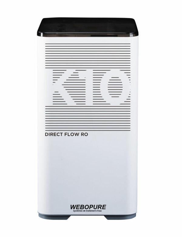 Osmoseur sans réservoir - flux direct - K10