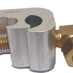 Vanne de dérivation autoperforante pour osmoseur